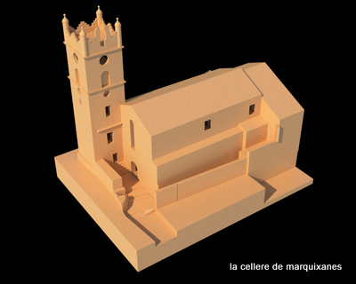 NW_maquette église max 1