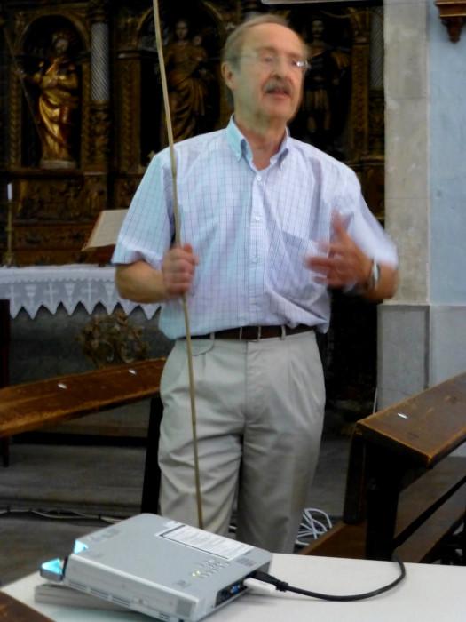 fête médiévale marquixanes Michel SAUVANT conférencier
