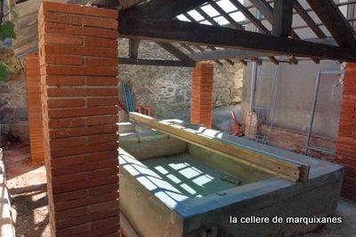 LAVOIR 2012 REPORTAGE DES TRAVAUX